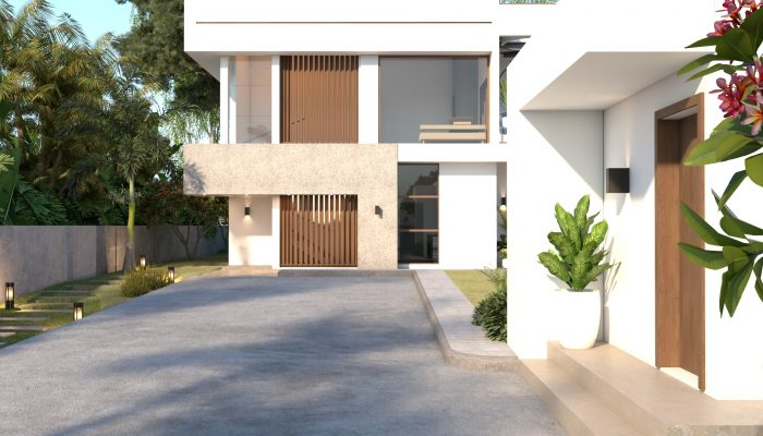Residential House - TCI Islands